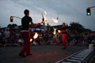 fire entertainers juggler circus show